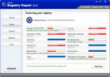 Simnet Registry Repair screenshot