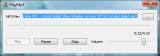 Simple C++ DirectShow MP3 Player Class screenshot