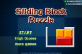 Sliding Block Puzzle screenshot