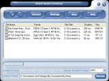 Smart Audio Converter screenshot
