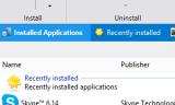 Smarty Uninstaller screenshot