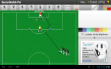 SoccerSketch screenshot