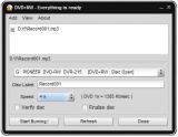 Soft4Boost Easy Disc Burner screenshot