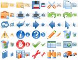Software Toolbar Icons screenshot