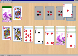 Solitaire-7 screenshot