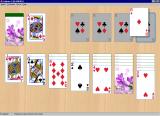 Solitaire-7 screenshot