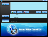 Sonne Video Converter screenshot