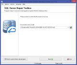 SQL Server Repair Toolbox screenshot