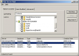 SQLServerFind screenshot