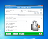 SSuite Agnot StrongBox Security screenshot
