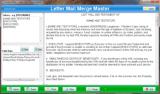 SSuite Office - Letter Mail Merge Master screenshot