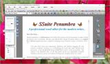 SSuite Penumbra Editor screenshot