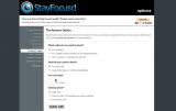 StayFocusd screenshot