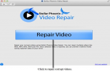 Stellar Phoenix Video Repair screenshot