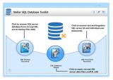 Stellar SQL Database Toolkit screenshot