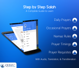 Step By Step Salah - Namaz screenshot