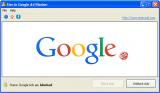 SterJo Google Ad Blocker screenshot