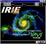 Stock Market Wave Calculator screenshot