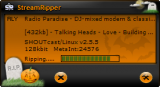 Streamripper for Winamp screenshot