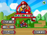 Super Mario ATV screenshot