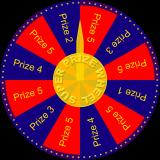 Super Prize Wheel screenshot