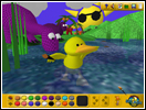Super Splash 3D screenshot