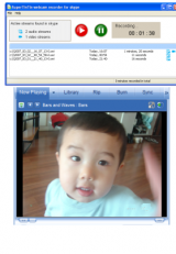 Supertintin Msn/Live Messenger Webcam Recorder screenshot