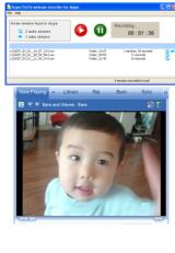 Supertintin Msn/Live Messenger Webcam Recorder screenshot