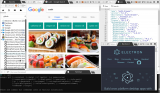 Sushi Browser screenshot