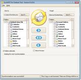 SynchPst for Outlook screenshot