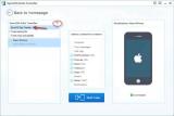 SynciOS Data Transfer screenshot