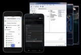 Teamspeak Server screenshot
