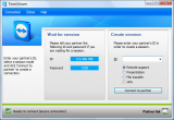 TeamViewer Portable screenshot