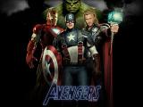 The Avengers Windows 7 Theme screenshot