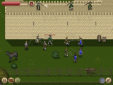 The Three Musketeers: The Game screenshot