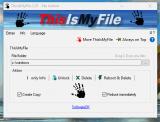 ThisIsMyFile screenshot