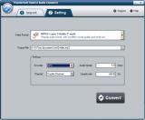 ThunderSoft Flash to Audio Converter screenshot