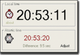 Time Sync Pro screenshot