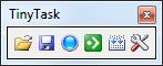 TinyTask screenshot