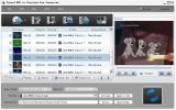 Tipard DVD to Creative Zen Converter screenshot