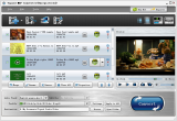 Tipard MXF Converter screenshot