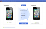 Tipard Phone Transfer screenshot