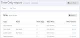TMetric Time Tracker screenshot