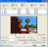 Torrent DVD Ripper screenshot
