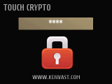 Touch Crypto for s60 E3 screenshot