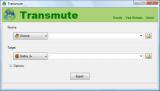 Transmute screenshot