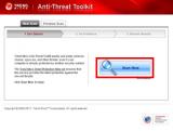Trend Micro Anti-Threat Toolkit screenshot