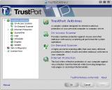TrustPort Antivirus USB Edition screenshot