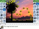 Tux Paint screenshot