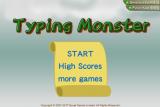 Typing Monster screenshot